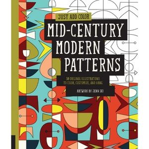 Office - Mid-Century Modern Patterns